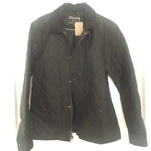 Nwt Filson Quilted Mile Marker Jacket Nwt